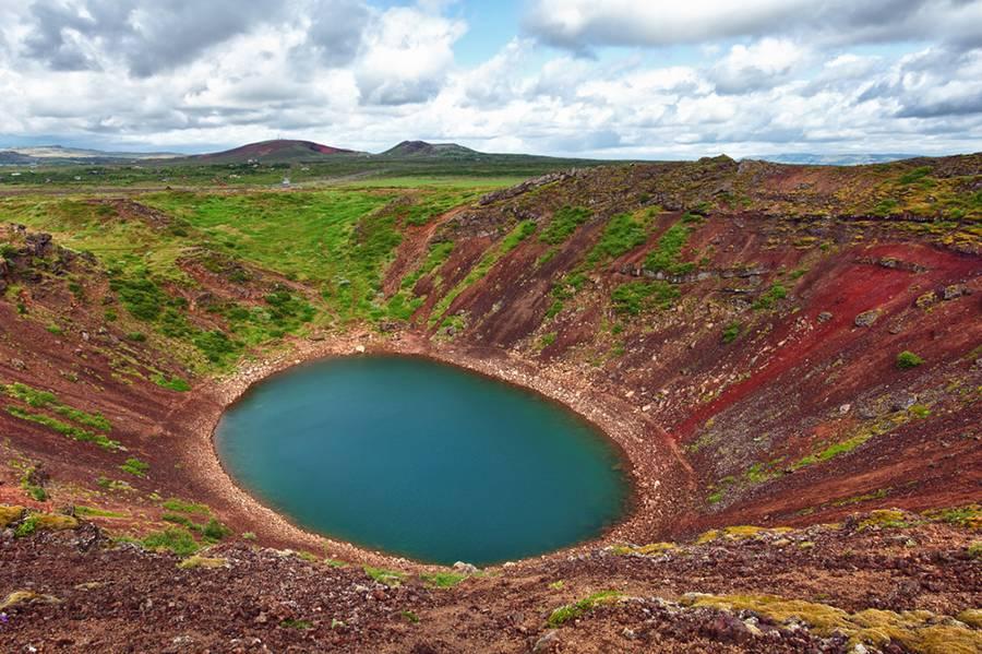 kerid-crater-lake