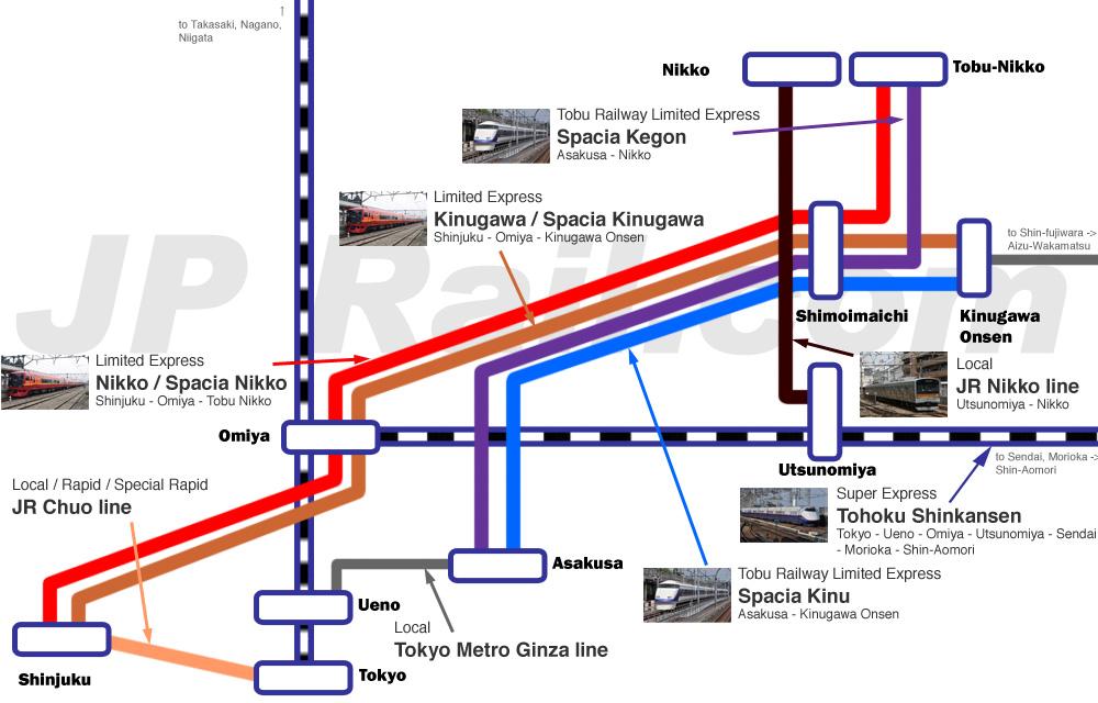 nikko-access-map