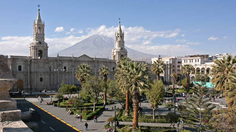 Arequipa, Peru, South America