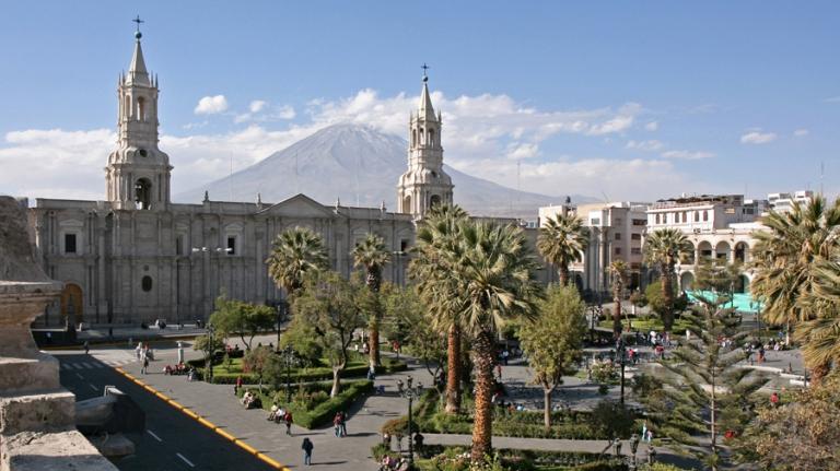 Arequipa, Peru, South America