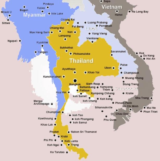 mapa-tailandia-con-paises-limitrofes2